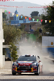 Sebastien Loeb, Citroen, Mexico 2012