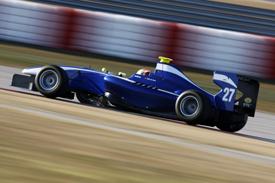 Antonio Felix da Costa, Carlin, Catalunya GP3 testing