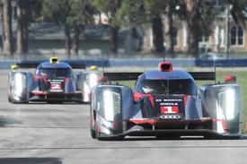Andre Lotterer Audi Sebring 12 Hours WEC 2012