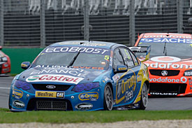Mark Winterbottom, V8s, 2012