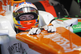 Paul di Resta Force India 2012 Australian Grand Prix