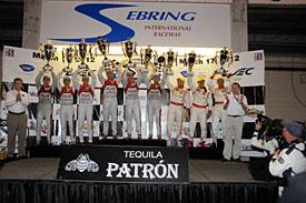 Sebring winners, 2012