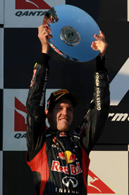 Vettel Australia 2012