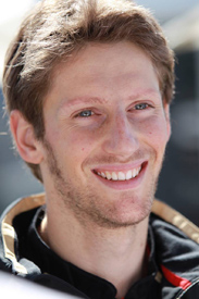 Grosjean Australia 2012