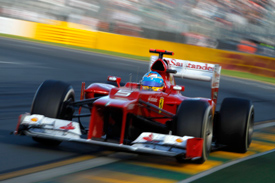 ALonso Australia 2012
