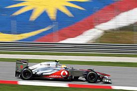 Lewis Hamilton, McLaren, Malaysia, 2012