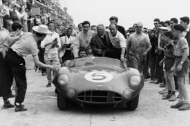 Aston Martin Carroll Shelby Roy Salvadori Le Mans 24 Hours 1959