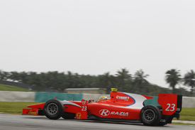 Luiz Razia, Arden, Sepang 2012