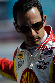 Helio Castroneves, Penske, 2012