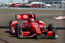 Scott Dixon, Ganassi, St Petersburg 2012