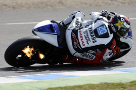 Jorge Lorenzo Yamaha 2012