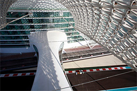 Abu Dhabi hopes to retain F1 test