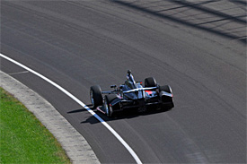 IndyCar expands Indianapolis test
