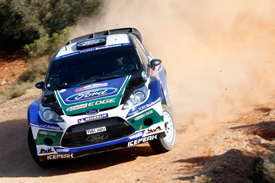 Latvala Rally Portugal