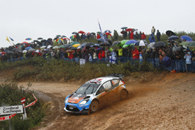 Mads Ostberg, Adapta Ford, Portugal 2012
