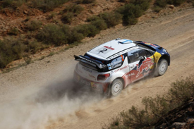Mikko Hirvonen, Citroen, Portugal 2012