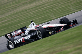 Will Power, Penske, Barber 2012