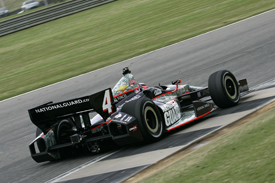 JR Hildebrand, Panther, Barber 2012