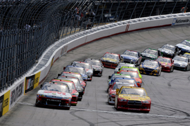Bristol NASCAR Sprint Cup 2012