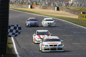 Rob Collard wins at Brands Hatch, 2012