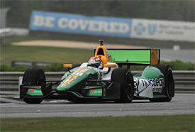 Lotus teams suffer Indy 500 test blow