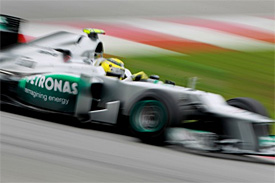 Brawn: Set-up will unlock car's potential