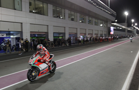 Nicky Hayden, Ducati, Qatar 2012