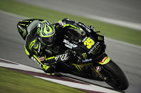 Cal Crutchlow, Tech 3 Yamaha, Qatar 2012