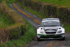Juho Hanninen, Skoda, Ireland 2012