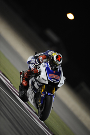 Jorge Lorenzo, Yamaha, Qatar 2012