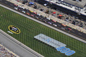 NASCAR Sprint Cup Michigan 2011