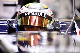 Pastor Maldonado, Williams, China 2012