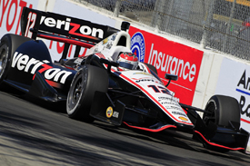 Will Power, Penske, Long Beach 2012