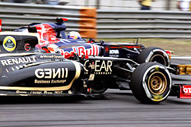 Kimi Raikkonen, Lotus, China, 2012
