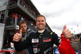 Chris van der Drift Manor Mp Auto GP Marrakech 2012