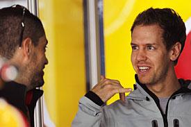 Kung Fun Vettel