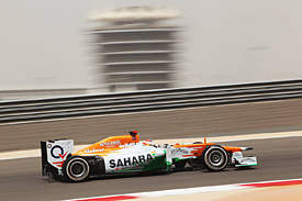 Force India backs holding the Bahrain GP