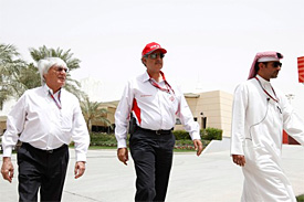 Bahrain rules out cancelling grand prix