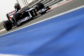 Pastor Maldonado, Williams, Sakhir 2012