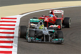 Rosberg vindicated by stewards' decision