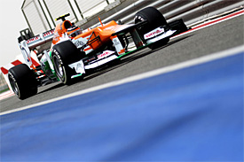 Force India: No regrets on Bahrain call
