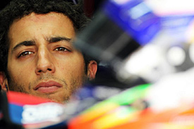 Daniel Ricciardo, Toro Rosso