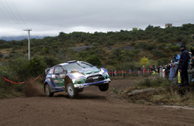 Dani Sordo, Ford, Argentina 2012