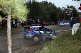 Petter Solberg, Ford, Argentina 2012