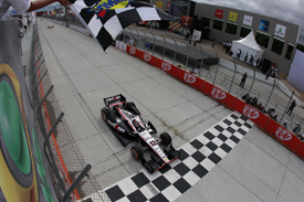 Will Power wins in Sao Paulo
