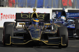 Sebastien Bourdais, Dragon, Long Beach