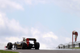 Romain Grosjean, Mugello test