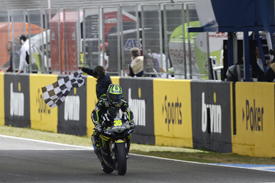 Crutchlow claims another fourth place at Jerez