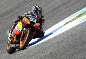Marc Marquez, Estoril 2012