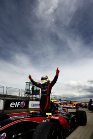Nick Yelloly wins at Aragon 2012